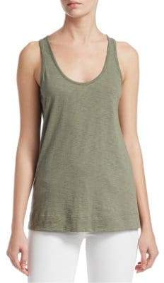 Theory Cotton Slub Tank