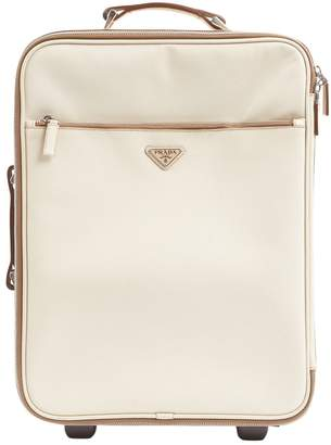 Prada Leather travel bag