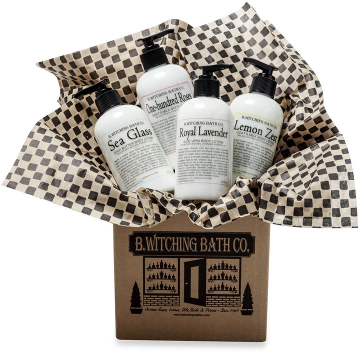 Bed Bath & BeyondB. Witching Bath Co. Lotion Lover's Gift Set