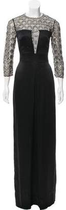 Temperley London Embellished Evening Dress w/ Tags