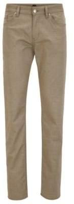 BOSS Hugo Cotton Pant, Slim Fit Delaware 38/34 Beige