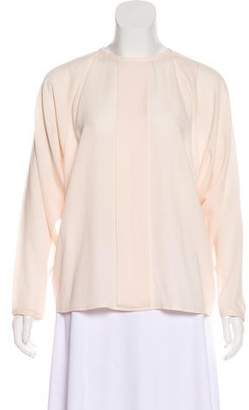 J Brand Dolman Long Sleeve Blouse