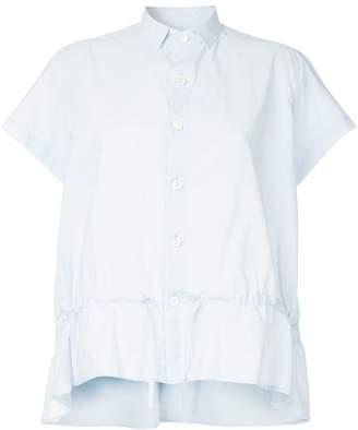 Y's drawstring shirt