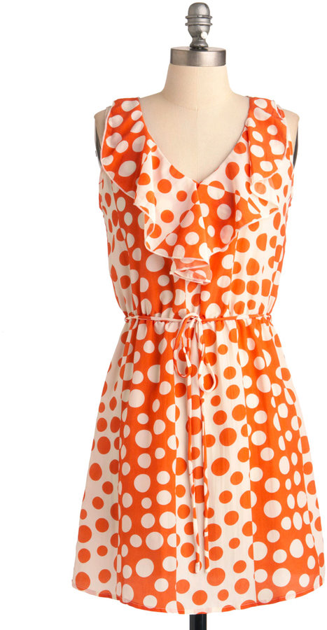 Dot You'd Never Ask Dress