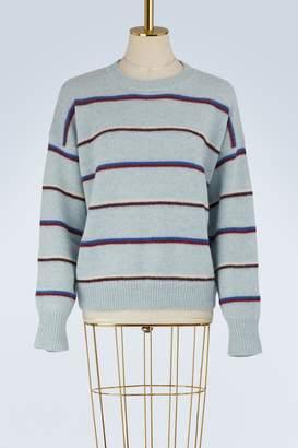 Etoile Isabel Marant Alpaca and wool Gatlin sweater