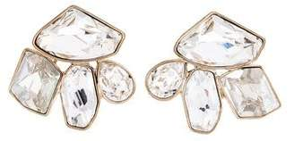 Swarovski x Jason Wu Crystal Mosaic Clip-On Earrings