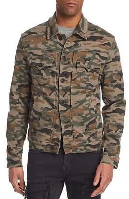 True Religion Dylan Camouflage Jacket