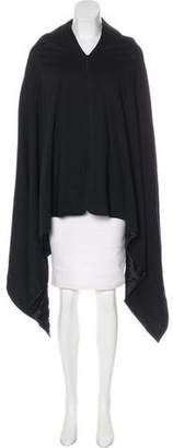 Maison Margiela Virgin Wool Poncho