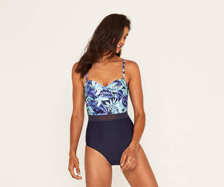 Oasis TROPICAL PALM SWIMSUIT