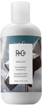 R+Co Dallas Thickening Shampoo, 8.5 oz. $24 thestylecure.com
