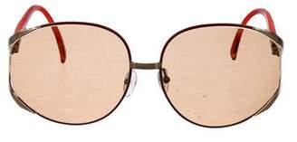 Christian Dior Oversized Tinted Sunglasses
