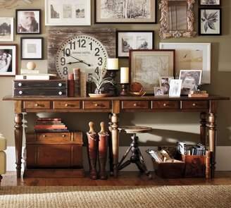 Pottery Barn Tivoli Long Console Table