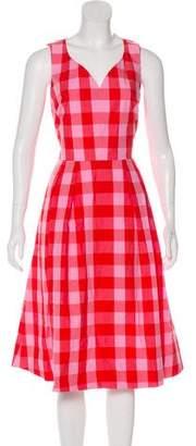 Draper James Printed A-Line Dress
