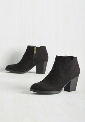 J.P. Original Corp. Simply So Sleek Bootie $49.99 thestylecure.com