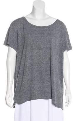 Current/Elliott Scoop Neck T-Shirt