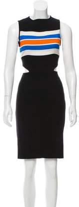 Tanya Taylor Sleeveless Knee-Length Dress