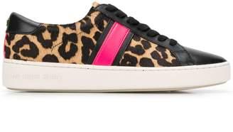 MICHAEL Michael Kors animal print sneakers