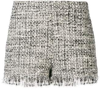 Twin-Set woven style shorts
