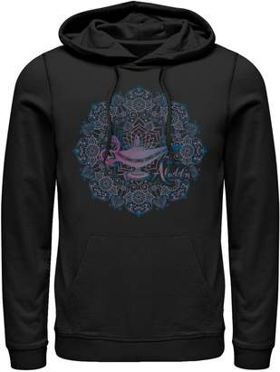 Disney Disney's Aladdin Men's Genie Lamp Graphic Hoodie