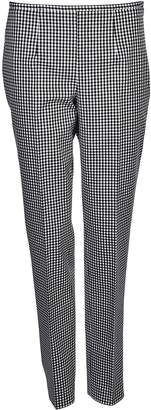 Michael Kors Checked Pattern Trousers