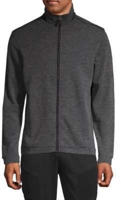 Saks Fifth Avenue BLACK Dude Zip Jacket