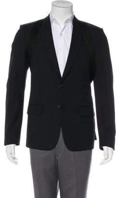Givenchy 2017 Harness Wool-Blend Blazer w/ Tags