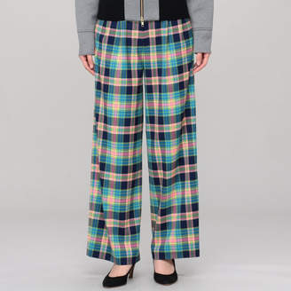 Ambell (アンベル) - AMBELL Madras check pants