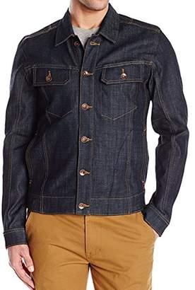 William Rast Men's Erwin Denim Trucker Jacket
