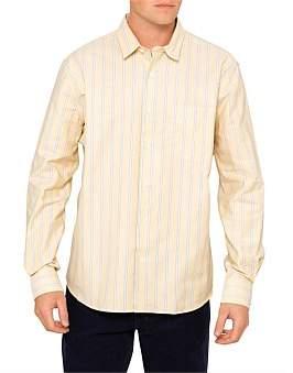 Ami Large Stripe L/S Shirt