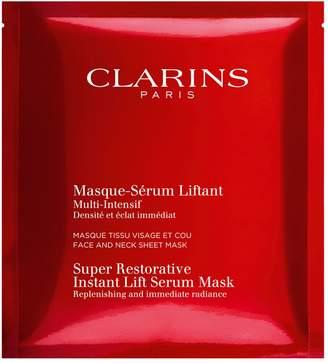 Clarins Super Restorative Instant Lift Serum-Mask