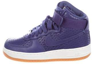 Nike Force 1 High-Top Sneakers