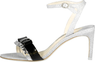 Sophia Webster Andie Bow Mid Sandal