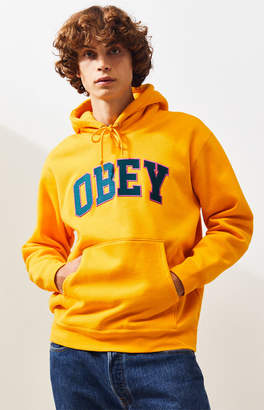Obey Sports Pullover Hoodie