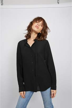 Anine Bing Holly Blouse - Black