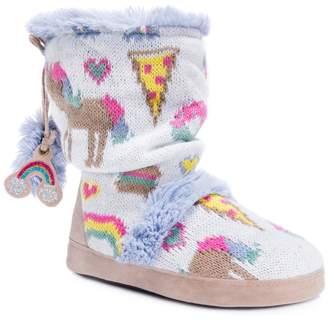 Muk Luks Women's Jenna Knit Slippers