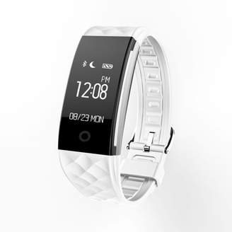 Meroo S2 Wristband Heart Rate Monitor Smart Band IP67 Waterproof Smartband Activity Tracker Bracelet For Android IOS Phone