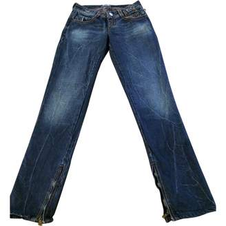 Jean Paul Gaultier Blue Denim - Jeans Jeans for Women Vintage