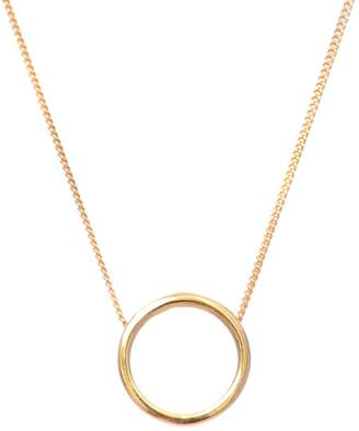 Lee Renee Halo Necklace Gold