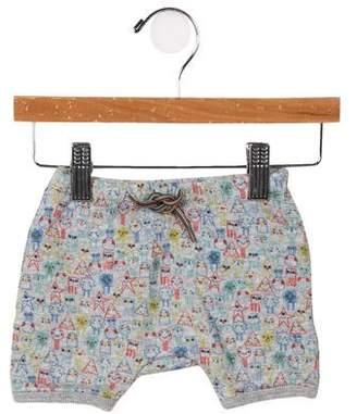 Paul Smith Boys' Printed Sweat Shorts
