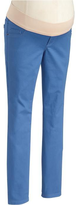 Old Navy Maternity The Rockstar Low-Panel Jeggings