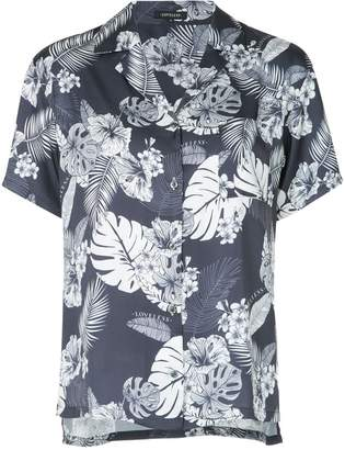 Loveless floral printed blouse