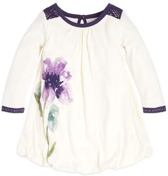 Burt's Bees Daylily Bubble Organic Baby Dress