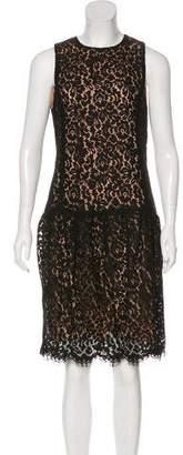 Michael Kors Lace Sleeveless Dress w/ Tags