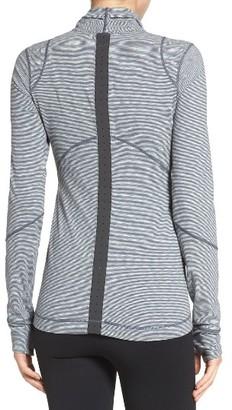 Women's Zella Reflective Run Jacket $85 thestylecure.com