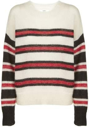 Etoile Isabel Marant Horizontal Striped Sweater