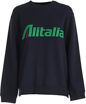 Alberta Ferretti Patch Sweatshirt