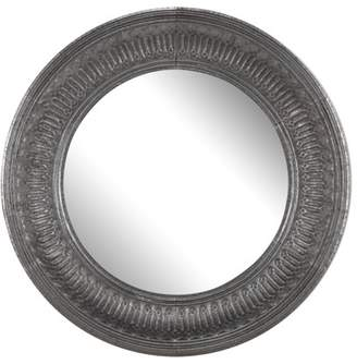 A&B Home Round Wall Mirror, Large