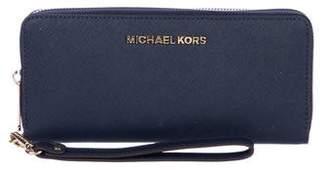 Michael Kors Michael Jet Set Travel Continental Wallet