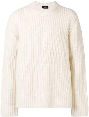 Joseph long sleeved jumper