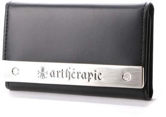 Artherapie (アルセラピィ) - アルセラピィ artherapie ATメタルプレートアドバン キーケース